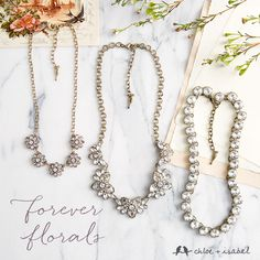 Chloe and Isabel jewelry. Fashionable quality accessories  at affordable prices. Necklaces, bracelets, earrings, hair accessories, rings and more