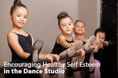 """""""To walk around with an ego is a bad thing. To have confidence in yourself is a great thing."""" - Fred Durst Check out the article for some ideas on balancing self-esteem and humility in the dance studio: https://web.tututix.com/encouraging-healthy-self-esteem-in-the-dance-studio/"""