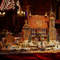 This Old House 99 Gingerbread houses. We made Victorian Splendor which went on to top 20