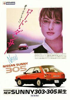 Nissan Sunny 305