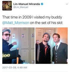 ❤❤❤ Two of my favorite people Matty-Fresh and Linnamon Roll!! ❤❤❤