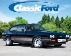 Capri 3.0s Ford Rs, Car Ford, Auto Ford, Ford Capri, Classic European Cars, Classic Cars, Mercury Capri, Cars Uk, Ford Escort