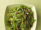 Spring Peas with Dates and Walnuts. Another great Easter side-dish.