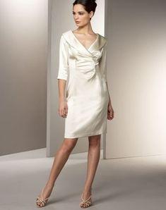 second wedding dresses for older brides | Wedding Dress and Wedding Pants « A Practical Wedding: Blog Ideas ...