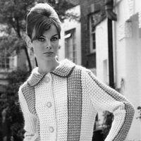 The most stylish fashion icons of the from Jean Shrimpton to Twiggy. Jean Shrimpton, Sixties Fashion, Mod Fashion, Vintage Fashion, Style Fashion, Julie Christie, Mia Farrow, Raquel Welch, Sharon Tate