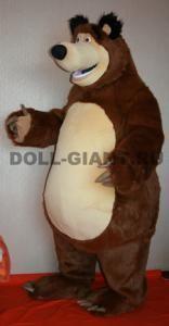 Костюм медведя выкройка на взрослого