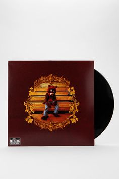 Kanye West - The College Dropout 2xLP  #UrbanOutfitters