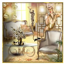 """Room for a Person"" by falticska-cerasella on Polyvore"