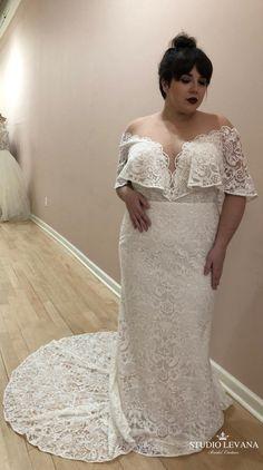 557 Best Boho Wedding Dresses Gowns for Plus Size Curvy ...