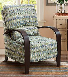 Madison Park Bent Arm Recliner Chair 559 99 Living Room