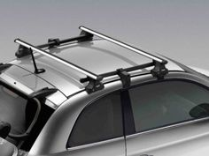 Does not fit Cabrio models or vehicles with sunroof. Removable roof rack with extension for loading ski, snowboard, bike and luggage carriers. Fiat Accessories, 2012 Fiat 500, Management Information Systems, Ford Edge, Bike Rack, Roof Rack, Pickup Trucks, Vehicles, Snowboard