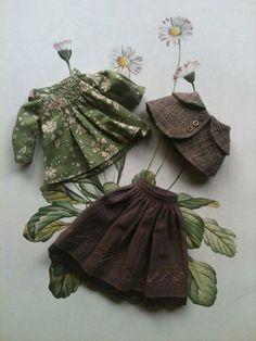 Woodland Set for Blythe- moshimoshi studio