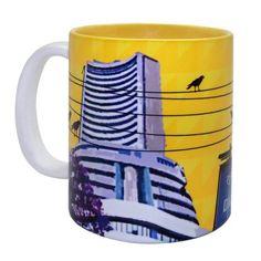 TEC Dalal Street Mug Kitchen Dining Coffee Mugs India Inspired Mugs By The  Elephant Company Designer Coffee. Strikingly ...