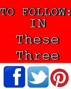 In ONLY Three will follow and get more Info: