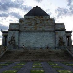 #shrineofremembrance #inscription #memorial #temple #ww1 #ww2