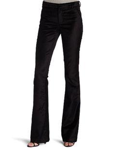 Blank Nyc Women's Mid Rise Velvet Trouser  Black  26From #[BLANKNYC] List Price: $88.00Price: $22.37