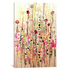 Samsara Canvas Giclee Print
