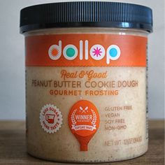 Peanut Butter Cookie Dough Gourmet Frosting