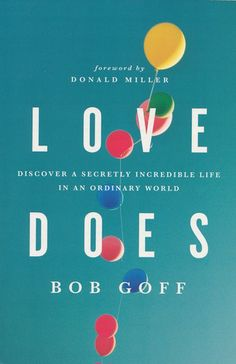 Love Does By Bob Goff – Unveiled Wife Online Book Store