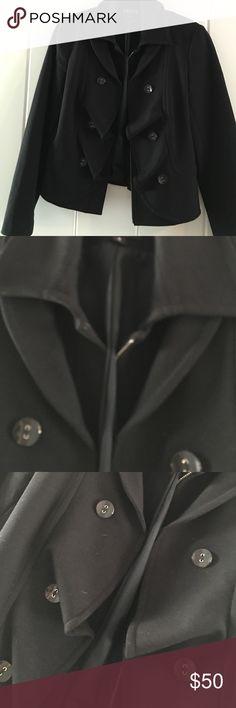 J'envie New York jacket. J'envie jacket.  Size 4 zip front.  Fully lined J'envie Jackets & Coats Blazers