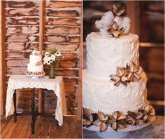 Fall rustic weddings are often filled with such natural beauty thanks to the changing leaves, colorful backdrops and fun outdoor wedding locations. To help you select just the right wedding cake we picked 12 of our absolute favorite fall rustic wedding cakes to help you start dreaming of your own rustic wedding cake. Want to see more great rustic wedding cake ideas, head over to our new rustic wedding cake section for endless inspiration.