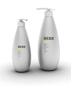 Shampoo Packaging Label Design & Packaging Design