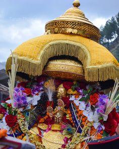 •Dev Pajhari Ji• Bahu , Banjar ,kullu. #deitiesofseraj
