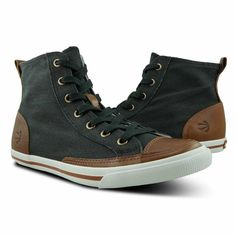 3a576d83159058 Men s High Top Vintage sneaker - CE11ECEB4VB