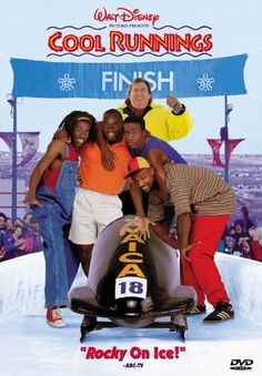 Cool Runnings Directed by Jon Turteltaub. With John Candy, Leon, Doug E. Doug, Rawle D. Based on the true story of the first Jamaican bobsled team trying to make it to the winter Olympics. Running Movies, Running Posters, Family Movie Night, Family Movies, Disney Films, Walt Disney, Movies And Series, Movies And Tv Shows, Rasta Rockett