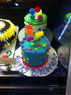 5 Inch Surprise Birthday Cakes