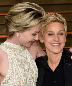 """What do you get the talk show host who has everything? If you're Portia de Rossi, just the sweetest anniversary present possible. Ellen DeGeneres shared a photo of the thoughtful anniversary gift on Twitter this weekend.   Look what my wife did for our wedding anniversary. Six!"""""""