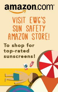 EWG Sunscreen Hall of Shame