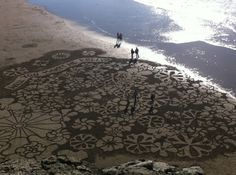 sand mural proposal