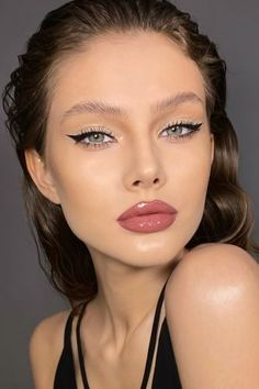 Elegant Makeup, Gorgeous Makeup, Pretty Makeup, Makeup Trends, Soft Make-up, Silvester Make Up, Pinterest Makeup, Pinterest Board, Goddess Makeup
