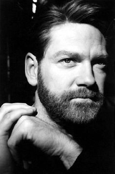 Kenneth Branagh- great actor/director. I love him as Benedict in Much Ado about Nothing, opposite Emma Thompson.