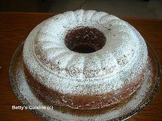 Betty's Cuisine: Κέικ με τριμμένο μήλο