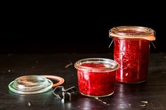 """// """"My Mother's Strawberry Jam"""" recipe from Food52"""