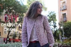 DIY, patrones, ropa de bebe y mucho más para coser.: DIY Chaqueta Chanel (patrón gratis incluído)
