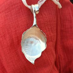 Playing with sterling silver spoons again....gotta love it!