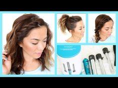 Tres peinados fáciles para el verano / Tutorial