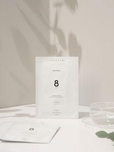 Minimalist packaging and bag design. Food Packaging Design, Packaging Design Inspiration, Branding Design, Skincare Packaging, Soap Packaging, Layout Design, Web Design, Graphic Design, Cosmetic Design
