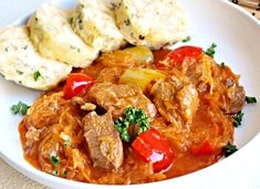Recept : Domácí sušená rajčata | ReceptyOnLine.cz - kuchařka, recepty a inspirace Slovakian Food, Thai Red Curry, Stew, Food And Drink, Turkey, Treats, Chicken, Ethnic Recipes, Diet
