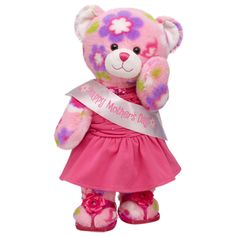 An adorable bear for your adorable mom.  Build a Bear Workshop