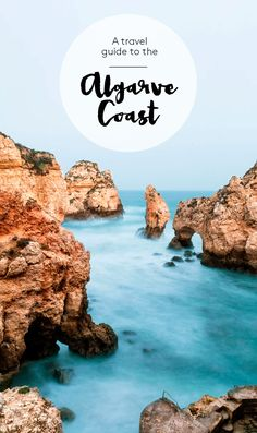 The most beautiful beaches on the Algarve Coast - a travel guide - SarahintheGreen