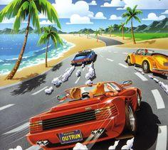Sega OutRun.