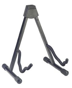 stagg 25013871 foldable a frame stand for acousticelectricbass guitar the stagg