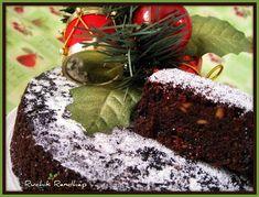 Ruchik Randhap (Delicious Cooking): Rich Plum Cake - Christmas Cake - The Ultimate Winner Irish Christmas, Christmas Sweets, Christmas Cakes, Christmas Recipes, Christmas Fruitcake, Xmas, Christmas Pudding, Christmas Cooking, Holiday Recipes
