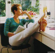 Jamie Lee Curtis's Feet << wikiFeet