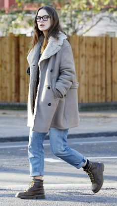 Keira Knightley #celebrity #streetstyle