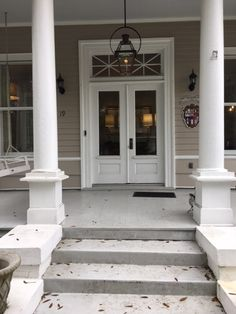 """Your size recommendation on the front porch lantern was perfect."" Our complimentary design service connects a Lighting Designer with your home. Let us help you select the style and scale the fixture for your space!"